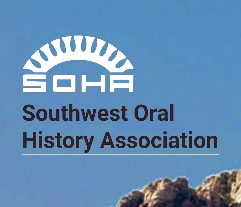 Southwest Oral History Association News