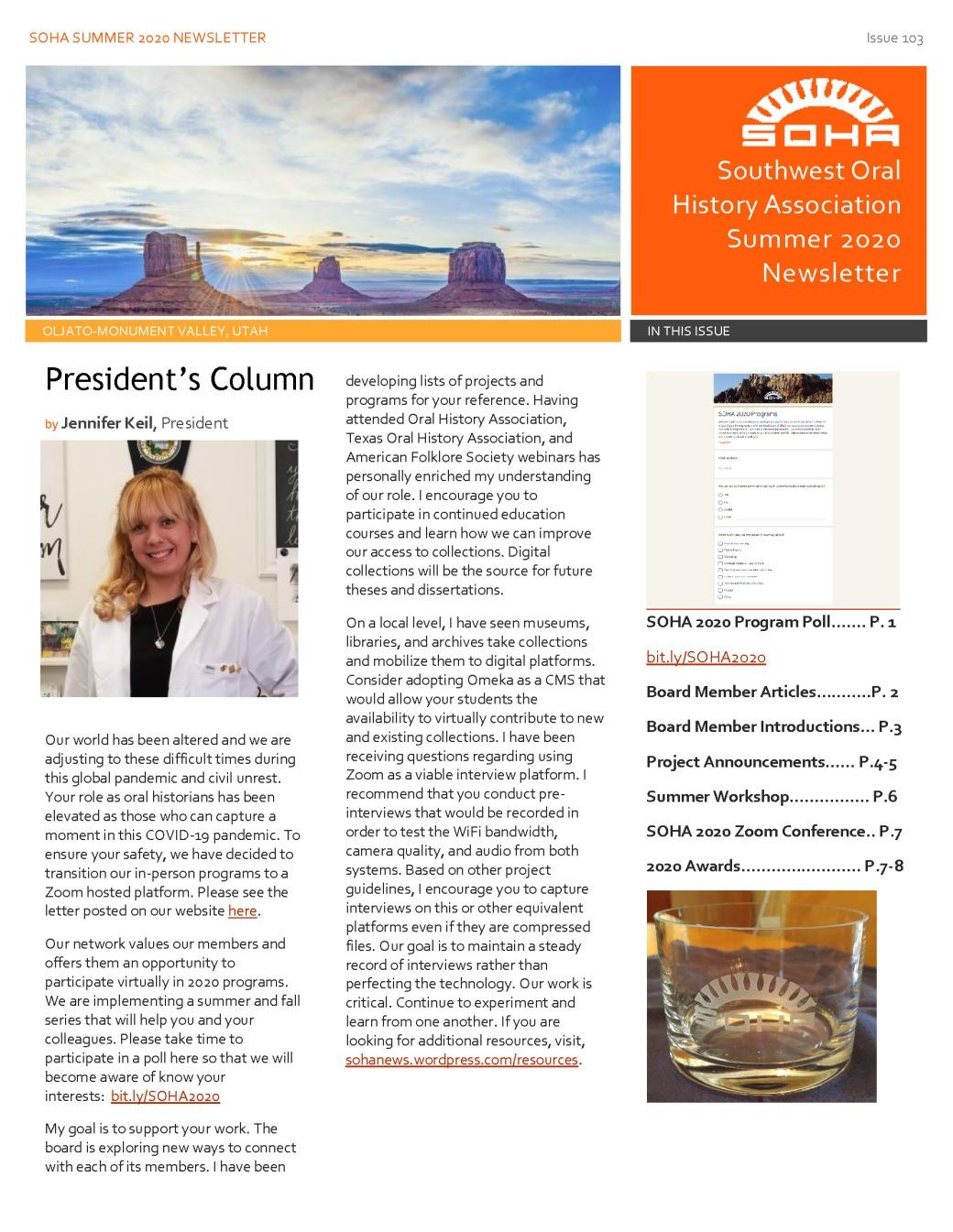 SOHA Summer 2020 Newsletter_FINAL_Page_01